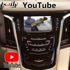 Interfaccia di multimedia dell'automobile del Android 6.0 video per per il sistema di indicazione del Cadillac Escalade Lvds 2014-2018