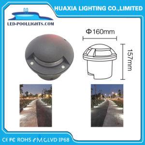 3W BAD Aluminium-LED Landschaftsgarten-Licht (HX-HUG160-3W) IP65