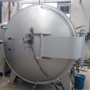 Venda a quente Graphitization Forno de tratamento de aquecimento por indução