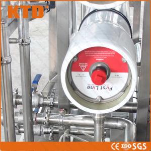 Cer ISO250l/hour RO-ultravioletter Wasser-Reinigung-Ausgangswasser-Reinigung-Systems-Wasser-Reinigung-Filter