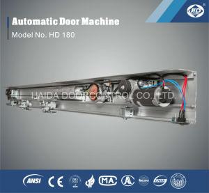 Fácil Instalação da Porta Interior a norma CE Sistema deslizante Automática
