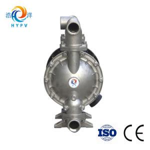 China No-Leak Pneumática de diafragma duplo de bombas em aço inoxidável
