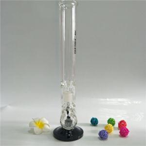 7mm Stärke 16 Zoll hohe Qualitäts-schweres und beständiges Glasrohr-Glaswasser-Rohr (GB-048)