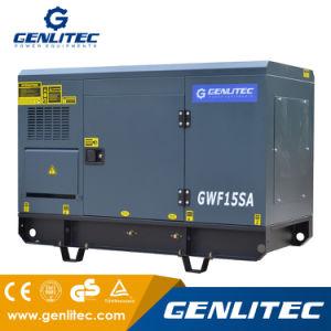 20kw 25kVA Weifang super silencioso portátil acionado por motor gerador diesel