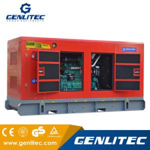 Schalldichter Cummins Dieselmotor-Generator der China-Fabrik-Vollkommenheits-Energien-450kVA