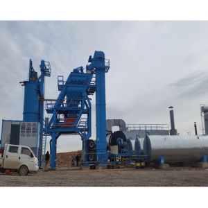 Planta mezcladora de asfalto caliente Precio planta de asfalto de mezcla de la serie LB