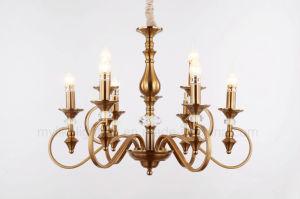 Antike Fertigstellungs-dekorative Goldleuchter für Gaststätte-Fantasie-Lichter