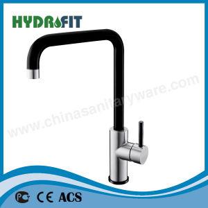 衛生製品(FT1206)の単一のレバー304のステンレス鋼の流しの台所