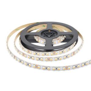 3528 120 LED 9.6W/M CC12V de las luces de Tiras Flexibles LED