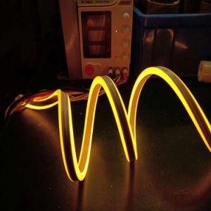 indicatore luminoso al neon bianco della flessione del lato 2835 LED di 12V 3000K-15000K doppio