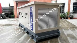 80kw 100kVA meilleur générateur électrique de gazole Volvo Tad531ge silencieux Groupe électrogène Hot Sale