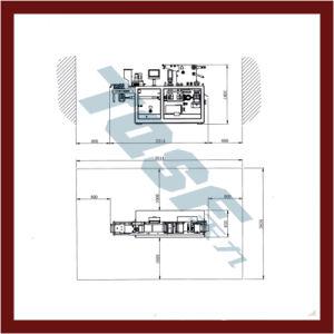Pdp-80 Estuche empaquetadora con cápsula de alta calidad para el embalaje