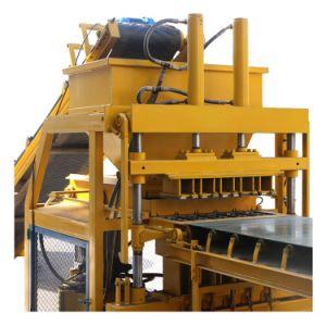 Os fabricantes de máquina para fazer blocos de tijolos de intertravamento hidráulico