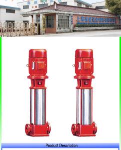 고품질 화재 펌프 제어반 전기 화재 펌프를 가진 수직 화재 펌프