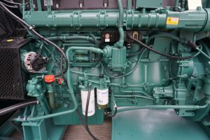 Volvo Tad1345ge를 사용하는 전자 시작 385kw 디젤 엔진 발전기 세트