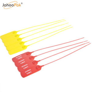 ISO17712 500mm Gele Op zwaar werk berekende Plastic Verbinding