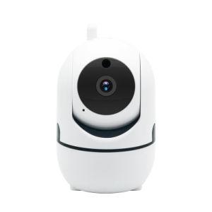 無線監視カメラ2の方法可聴周波屋内ドームネットワークカメラCCTVのカメラ