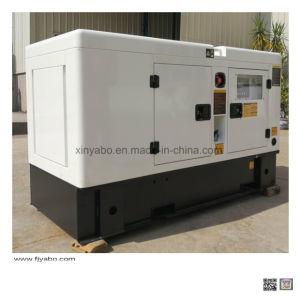 160kw de potencia de 200kVA insonorizado generador diesel Perkins.