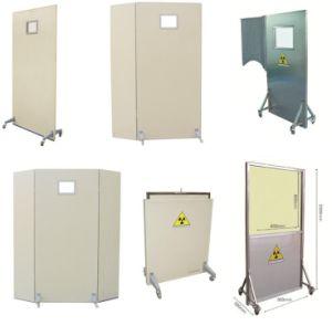 방사선 방어적인 엑스레이 지도 스크린