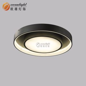 Zhongshan die Lamp van de Moderne LEIDENE de Opgeschorte Tegenhanger van het Plafond aansteken