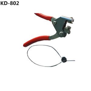 Sellado de plomo pinza sello de plomo sellado engarzadora Tong (KD-802)