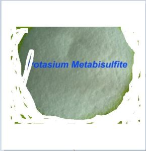 Vervaardiging met het Kalium Metabisulfite 98% van ISO