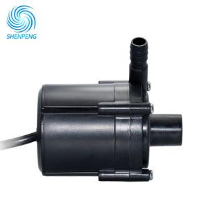 12V 24V 48V Circulação de refrigeração de alta pressão da bomba de água