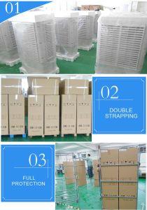 Resfriador de ar portáteis para jardins de resfriamento evaporativo