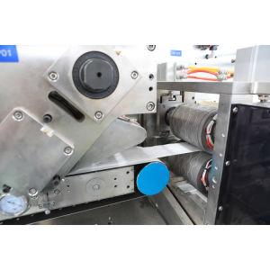 承認されるセリウムが付いている完全なサーボ伸縮性があるベルトの赤ん坊のおむつ機械