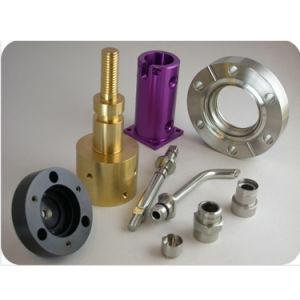 L'usinage personnalisé de l'acier aluminium usiné de fabrication de pièces métalliques d'usinage CNC