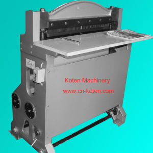 経済的なタイプペーパー穴の打つ機械モデルCk600