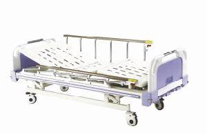 Drei Kurbel-Krankenhaus-Krankenpflege-Bett, manuell justiert (XH-D-1)