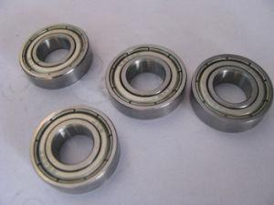 Acero al carbono de rodamiento de bolas de ranura profunda 6900 rodamientos de acero (6900 2RS, 6900ZZ, 6900 2RZ)
