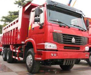 HOWO 371HP Sinotruckのダンプカーのダンプトラックの価格