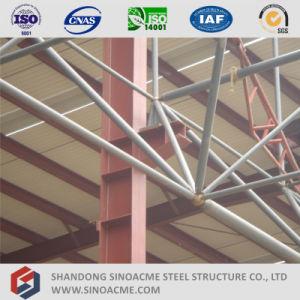 Лампа Sinoacme Сборные стальные конструкции космических рамы крыши склада