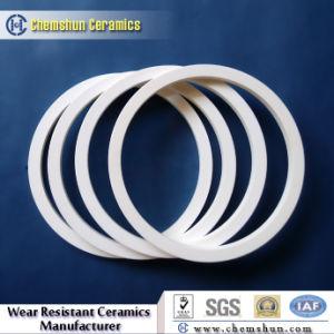 Rivestimento resistente Bends&#160 allineato di ceramica dell'abrasione dell'allumina; Dal fornitore di ceramica