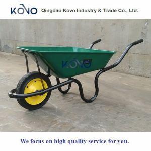 아프리카를 위한 60L Construction Wheelbarrow