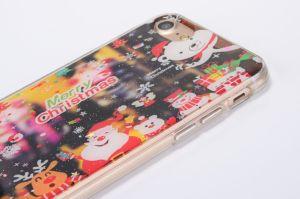最大Iphonexs/IphonexsかIphonexr TPUのクリスマスは電話箱を模造する