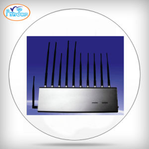 Mobiele GSM 3G 4G Signal Jammer van Cell Phone