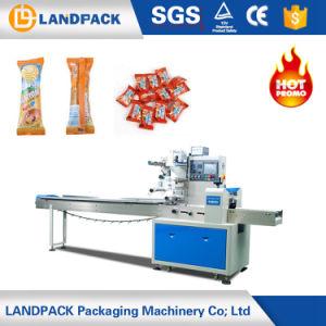 De Verpakking van de Ijslolly van de Staaf van Granola van het Koekje van de sandwich, het Vullen, Verzegelende Machine