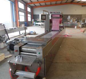 Dzr-320 Automatique Machine d'emballage des oeufs cuits à vide