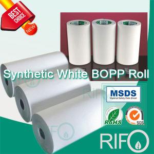 Amigo do documento de síntese de BOPP térmica sensível com a FDA Certified