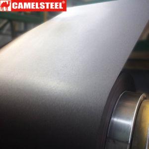 Arruga PPGI utilizado en materiales de construcción de la bobina de acero