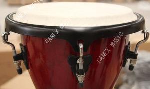 Hi Gloss Wood Djembe Drum (DJB100RW)