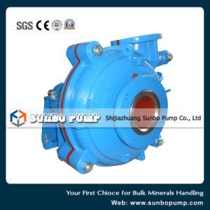 Sunbo Heavy Duty lisier centrifuge pompe pour le lavage du charbon plante