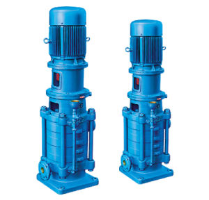 40dl-Type Vertical Singolo-Suction Multistage Centrifugal Pump--Sanlian/Kubota