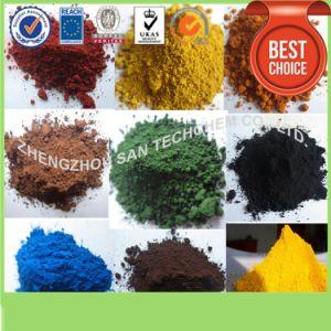 2017熱い販売構築の使用のための鉄Oxide/Fe2o3/Ironの酸化物の粉