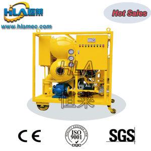 Trabajo en línea de filtración de aceite de transformadores de la máquina
