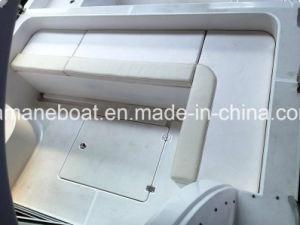 26FT cabine fermée Modèle de bateau de pêche