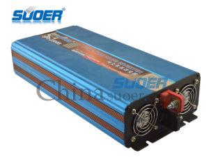 Suoer 24V 2500W 힘 변환장치 순수한 사인 파동 변환장치 (FPC-2500B)